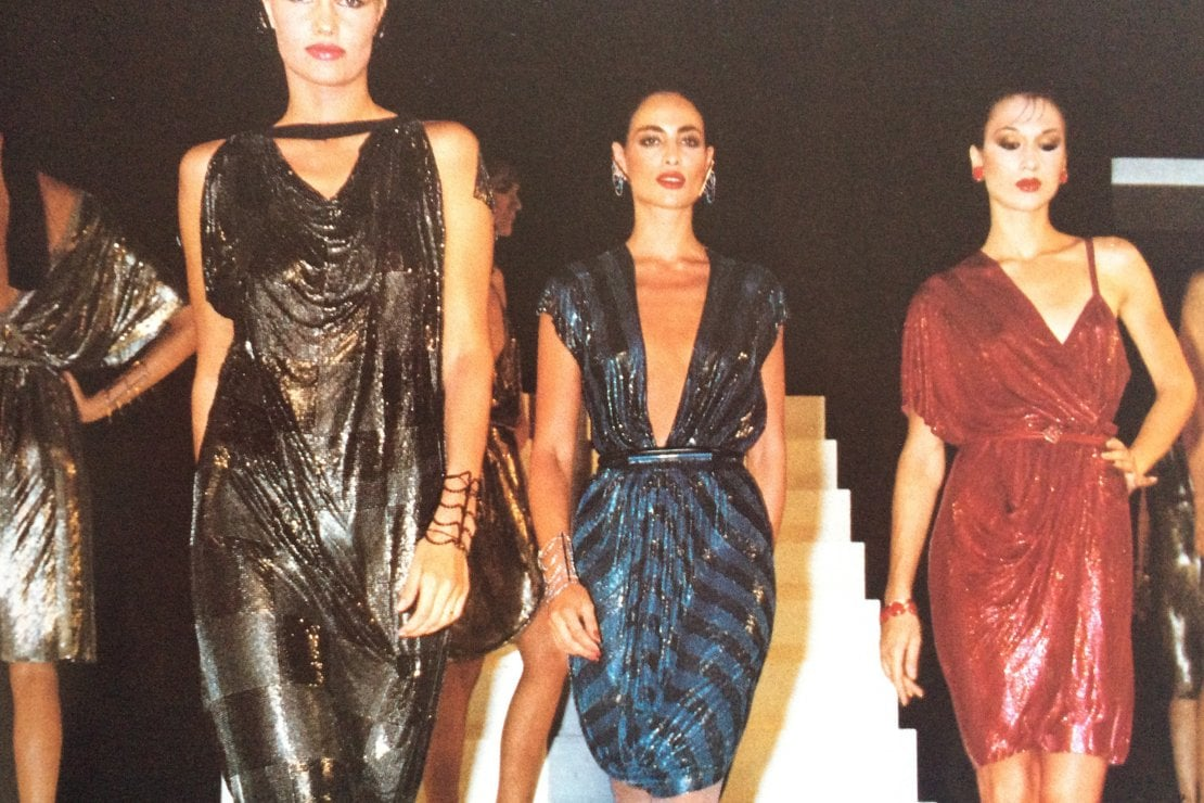 Sfilata Versace 1983