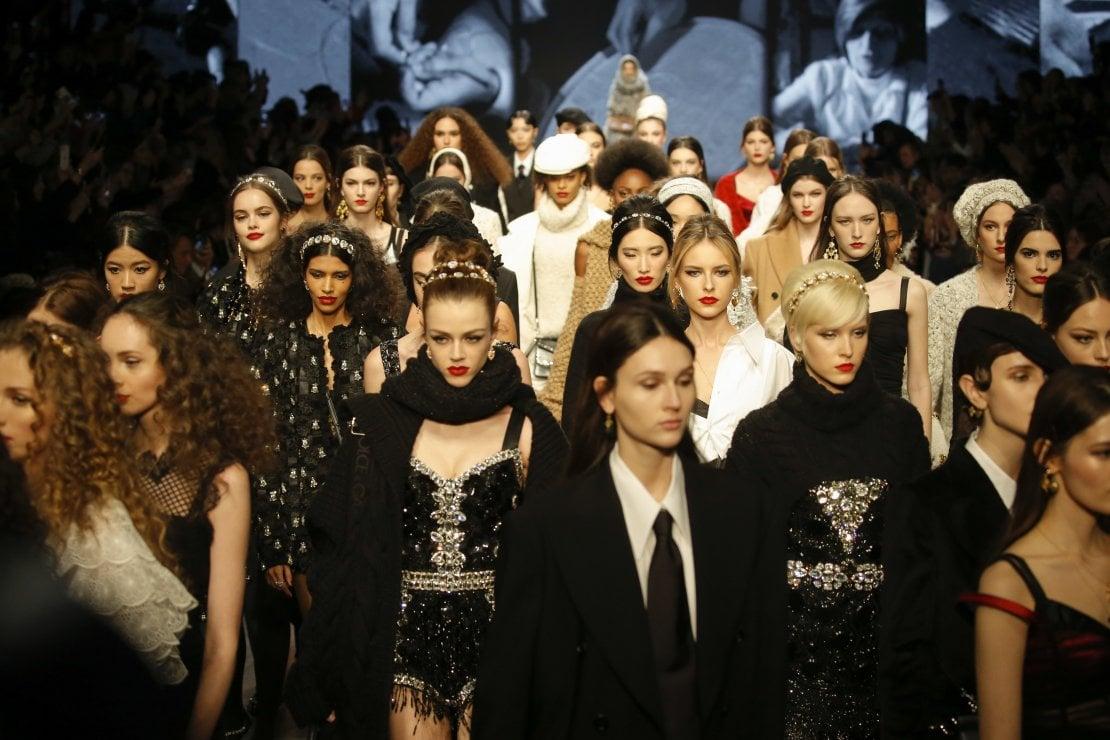 Sfilata Dolce&Gabbana