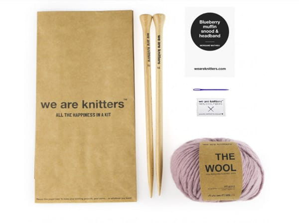 Kit per lavorare a mano, We are Knitters