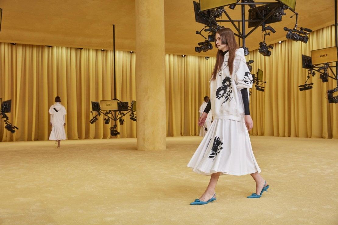 Miuccia Prada e Raf Simons, la coppia d'oro della moda