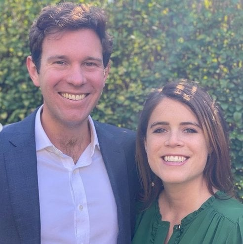 Eugenia e suo marito annunciano l'arrivo di un bebé, 25 settembre 2020