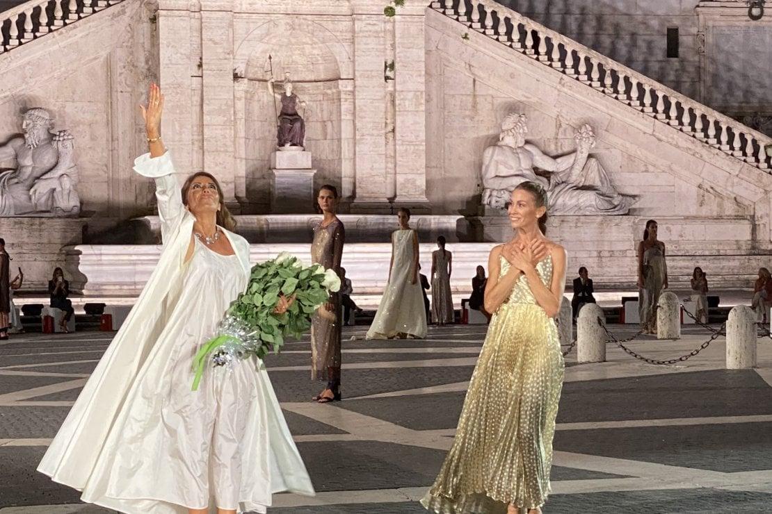 Laura Biagiotti e Roman Renaissance arrivano a Milano