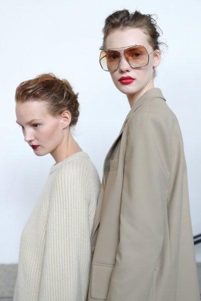 Make up e capelli: le tendenze emerse dalla Milano fashion week p-e 21