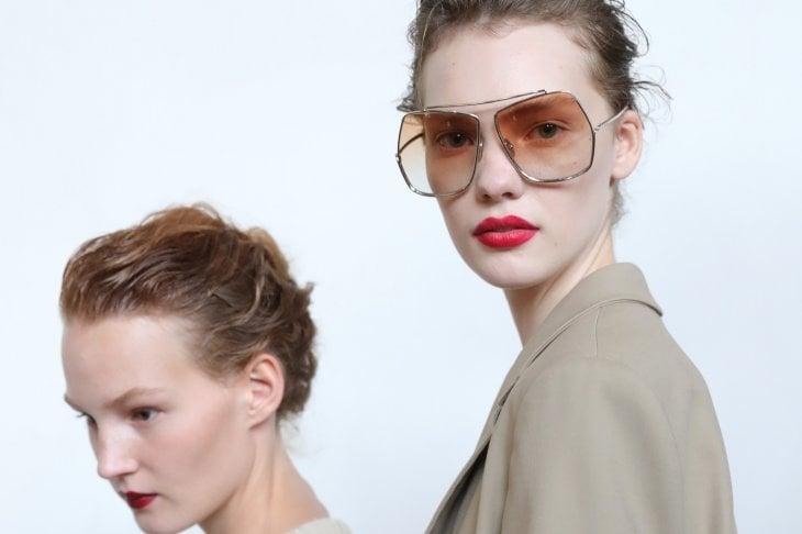 Make up e capelli: le tendenze emerse dalla Milano fashion week
