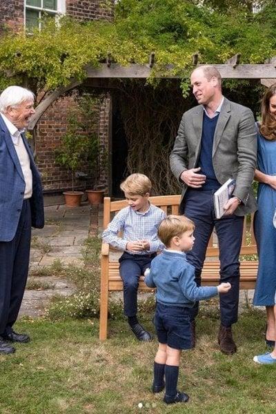 Kate Middleton non poteva scegliere abito migliore per l'incontro con David Attenborough. Ecco perché