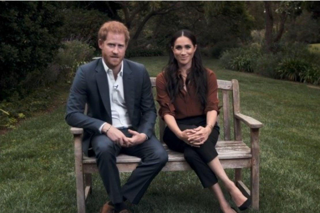 Meghan ed Harry nel video TIME realizzato per il National Voter Registration Day, settembre 2020