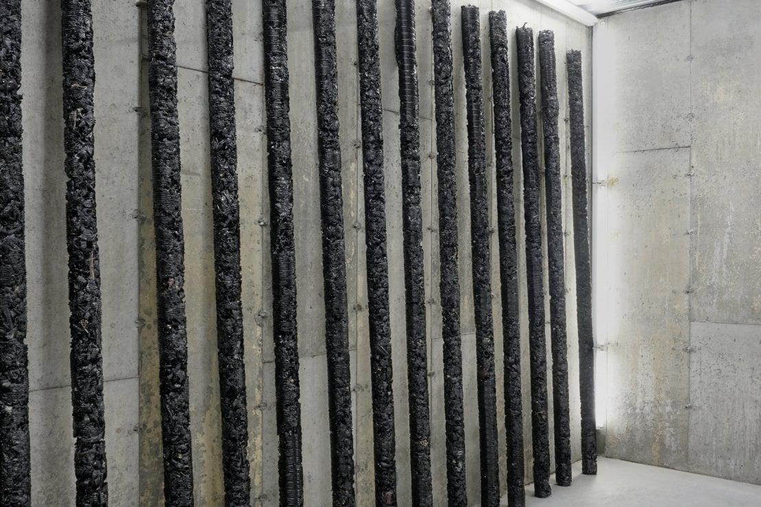 Helmut Lang, dalla moda all'arte. A Parigi la mostra con Saint Laurent
