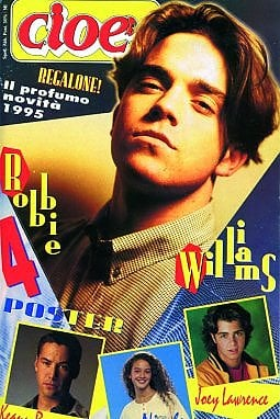 1995: Robbie Williams