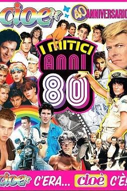 Lo speciale dedicato agli anni 80 in edicola dal 23 ottobre