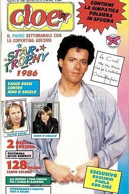 1986: Claudio Baglioni e la sfida Nino D'Angelo contro Vasco Rossi