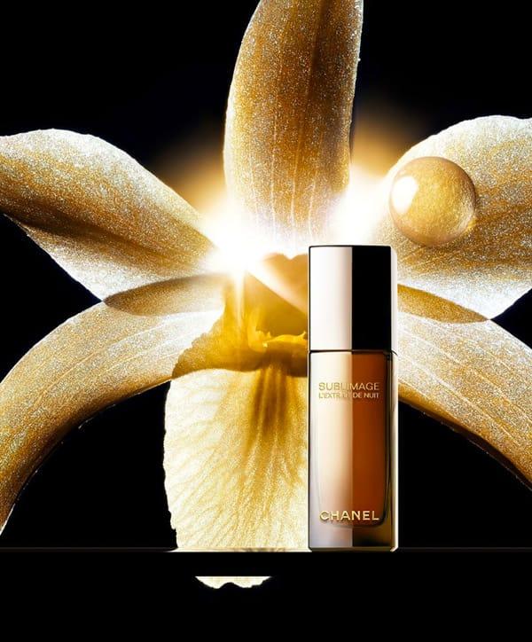 Concentrato notte rigenerante e riparatore, Sublimage, L'Extrait de Nuit, Chanel Skincare