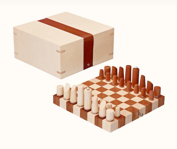 Mini gioco degli scacchi, Hermès