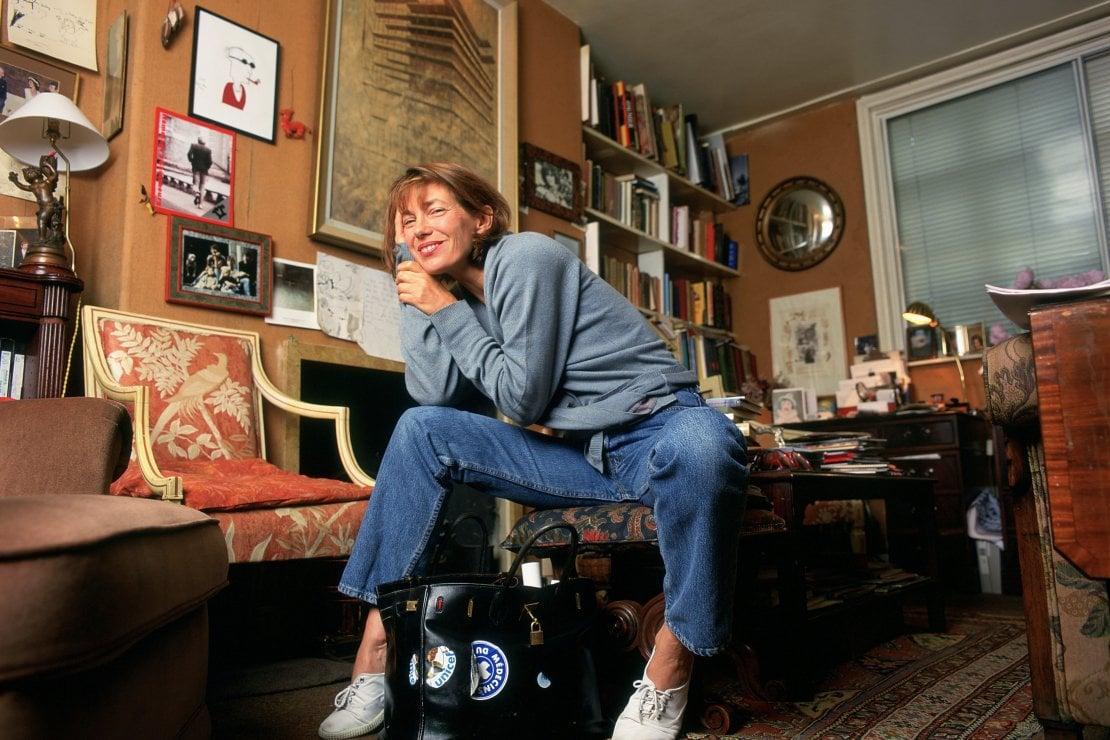 Jane Birkin, Photo by Mike Daines/Shutterstock su concessione del V&A;
