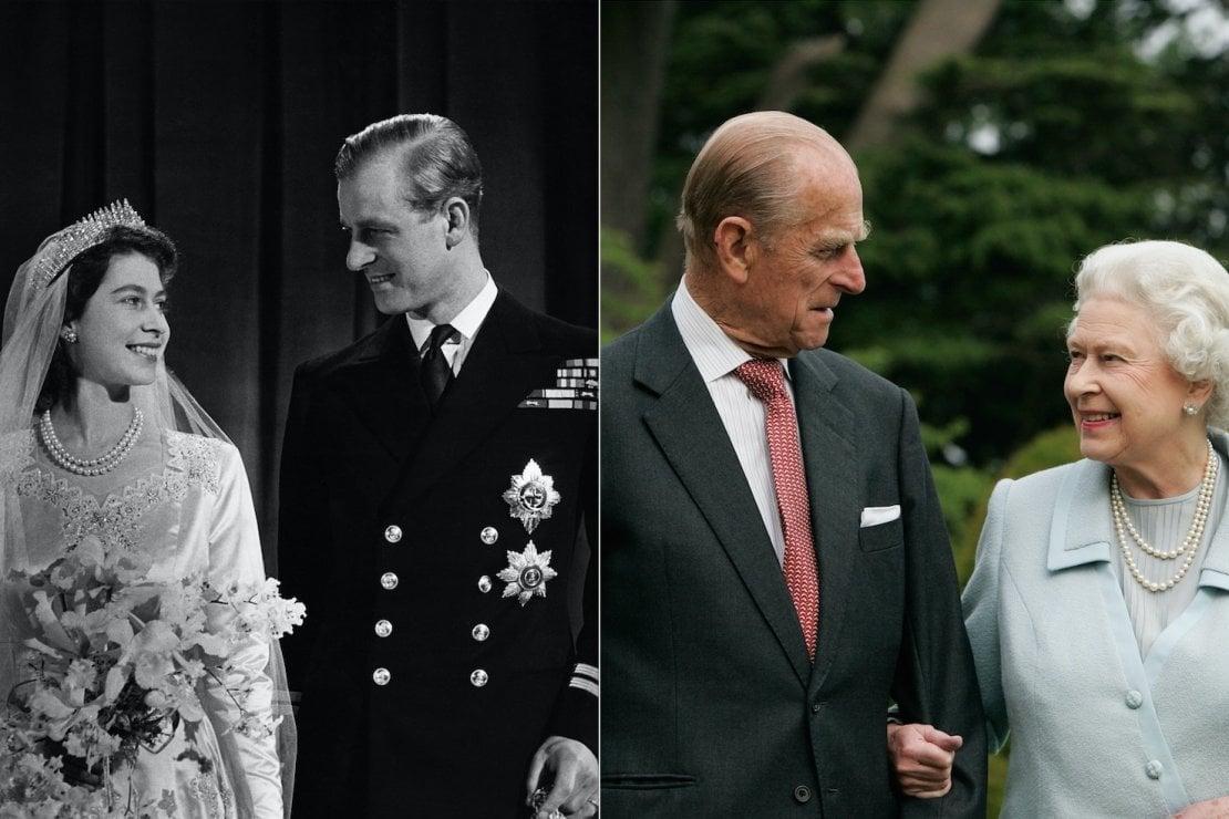Elisabetta II e Filippo: una storia d'amore lunga 73 anni