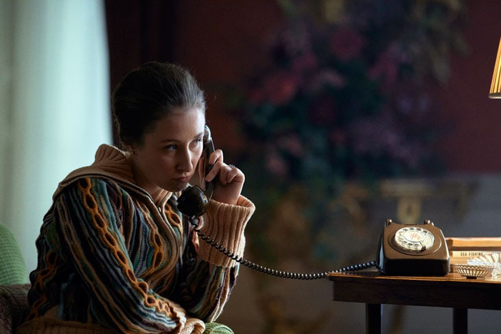 The Crown S4: il personaggio della principessa Anna è tra i più riusciti. Lo interpreta Erin Doherty