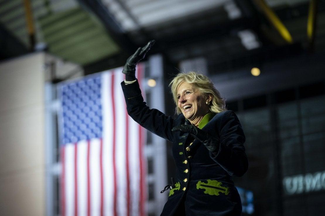 Jill Biden, la prima first lady lavoratrice alla Casa Bianca