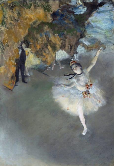 Quadro Ballerina, Pierre-Auguste Renoir