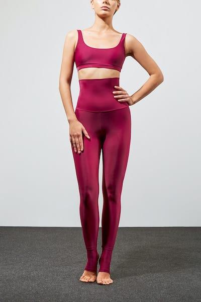 Il pantalone confortevole per yoga, pilates e allenamenti di danza, Tweggings by Mahr