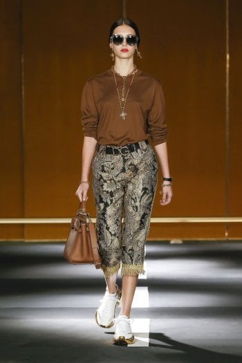 Da Dolce&Gabbana lo shopping online si fa con le sfilate virtuali