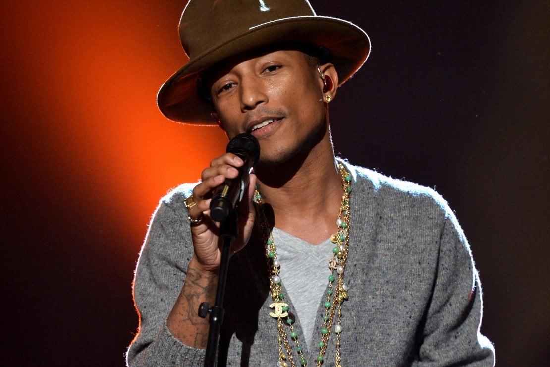 Pharrell Williams lancia la linea di skincare più inclusiva di sempre