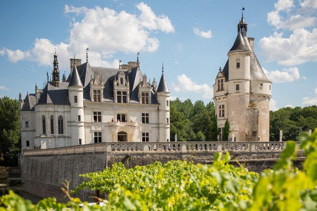 Il castello Chenonceau