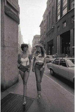 Da Madonna a Andy Warhol: quando Fiorucci era il centro del mondo