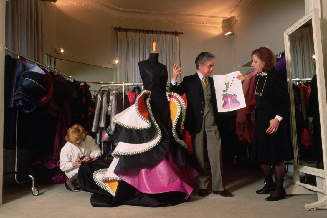 I 90 anni di Roberto Capucci, il couturier amato da principesse e dive del cinema
