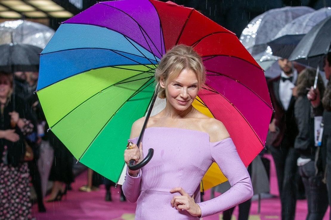 Renée Zellweger si confessa: «Bridget Jones è il mio alter ego»