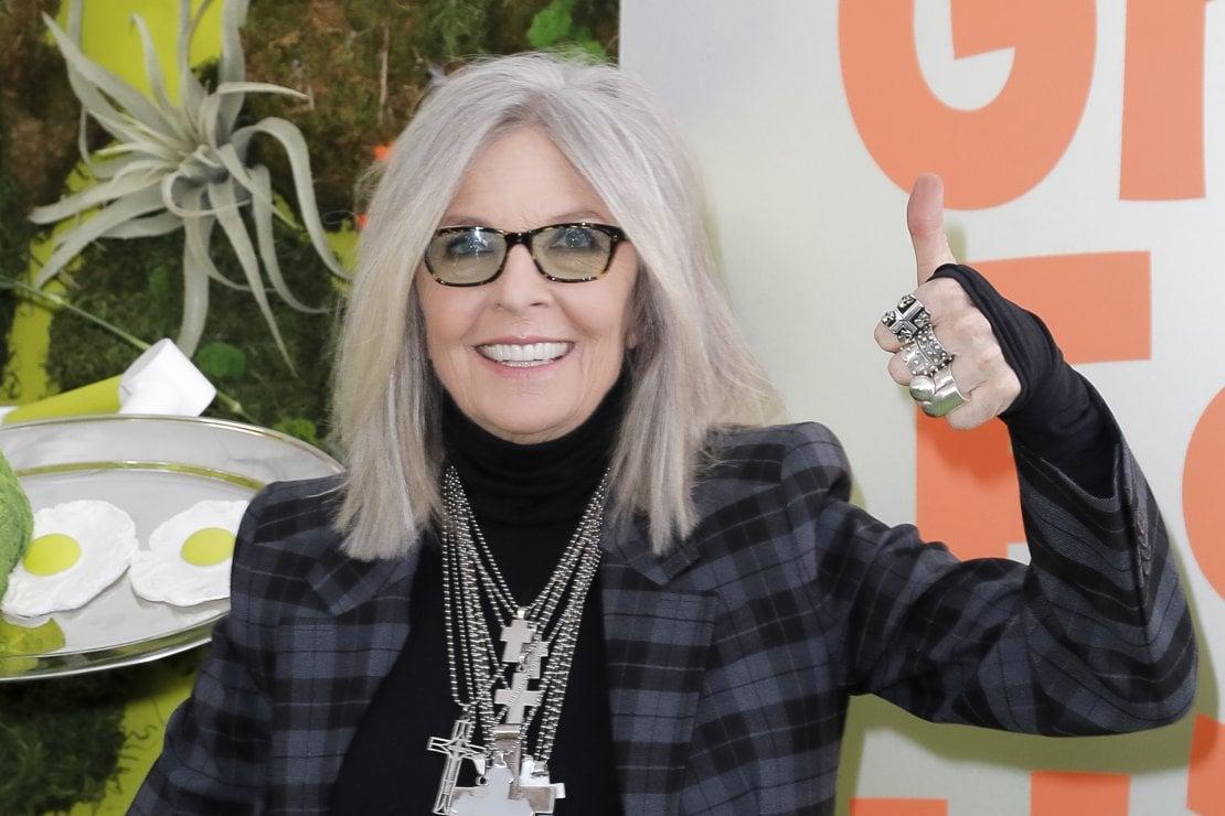 Tanti auguri Diane Keaton: compie 75 anni l'attrice musa di Woody Allen