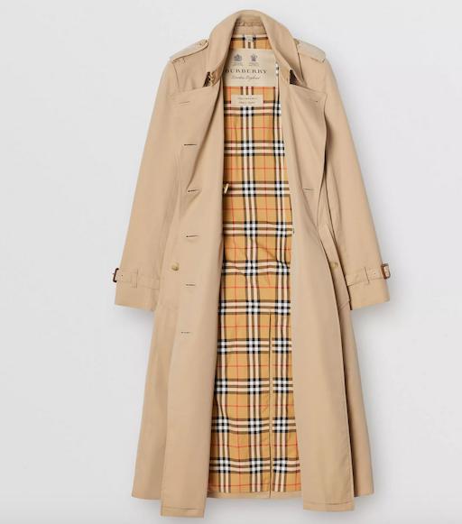Trench coat Heritage, Burberry