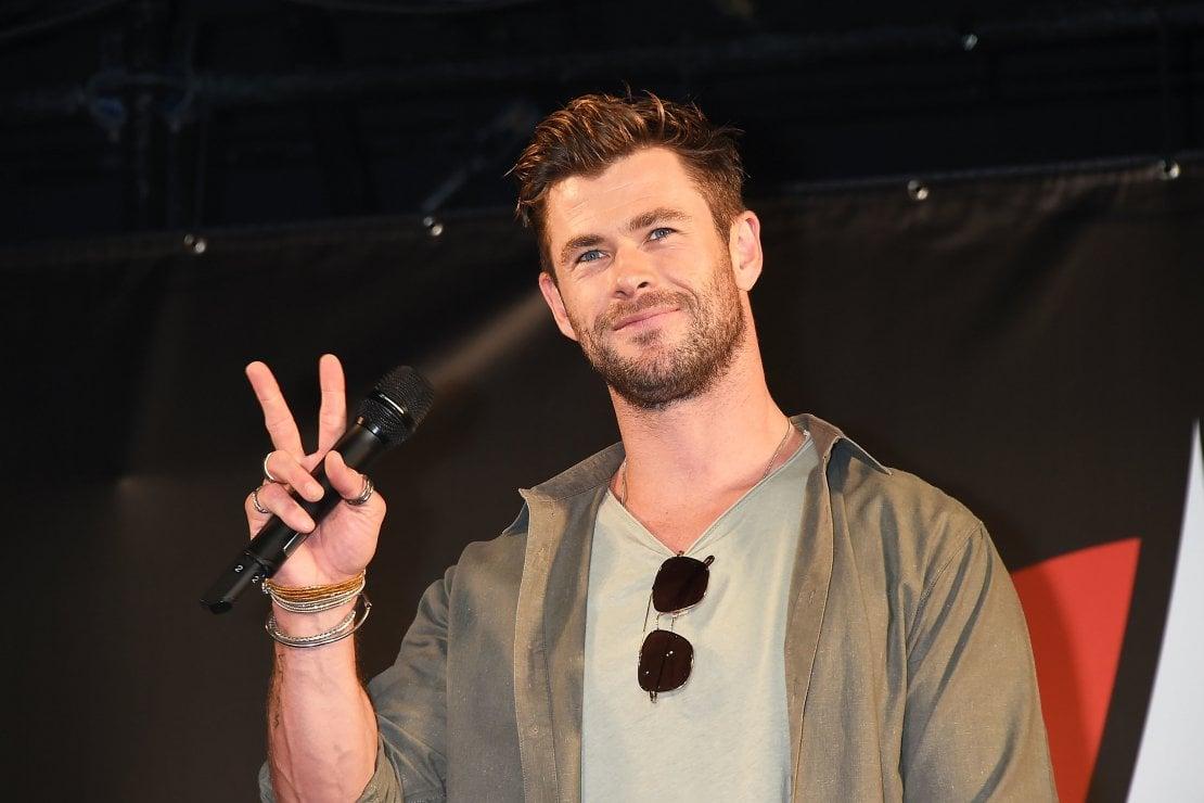 Chris Hemsworth nuovo volto di Boss: ''Incarna l'uomo moderno''