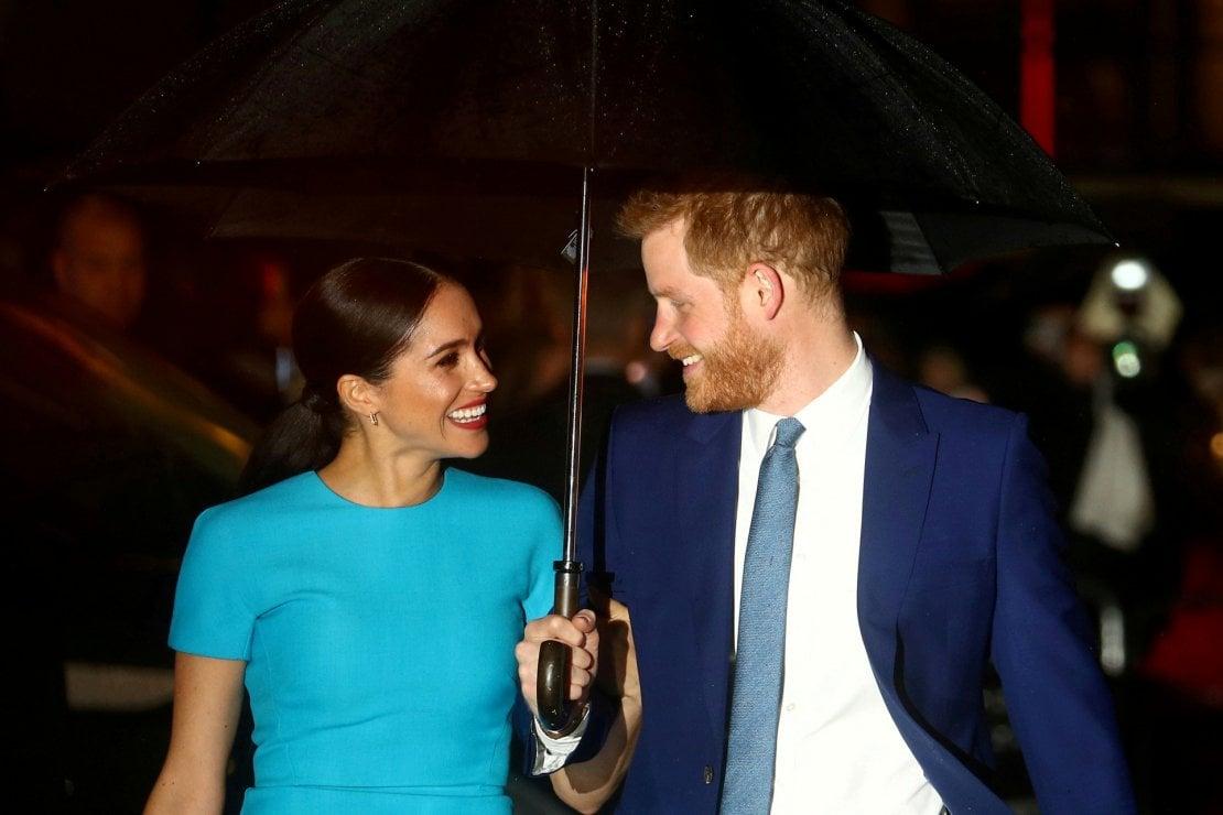 Riunione di famiglia (reale) in vista: Meghan e Harry potrebbero tornare a Londra per Trooping the color