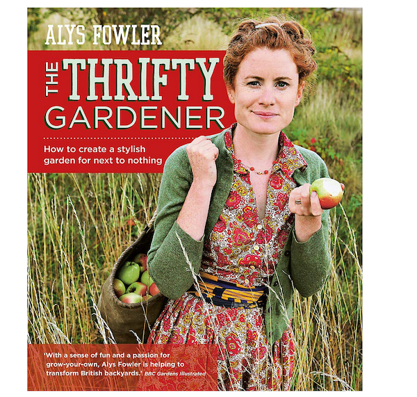 The Thrifty Gardener: How to create a stylish garden for next to nothing, in vendita su Amazon