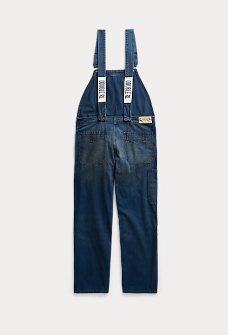 Salopette di denim, Ralph Lauren