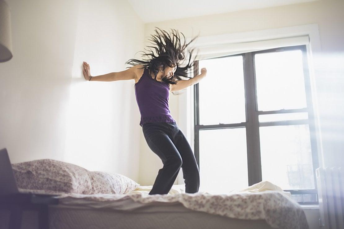 Bedography, il primo corso di danza da seguire dal letto