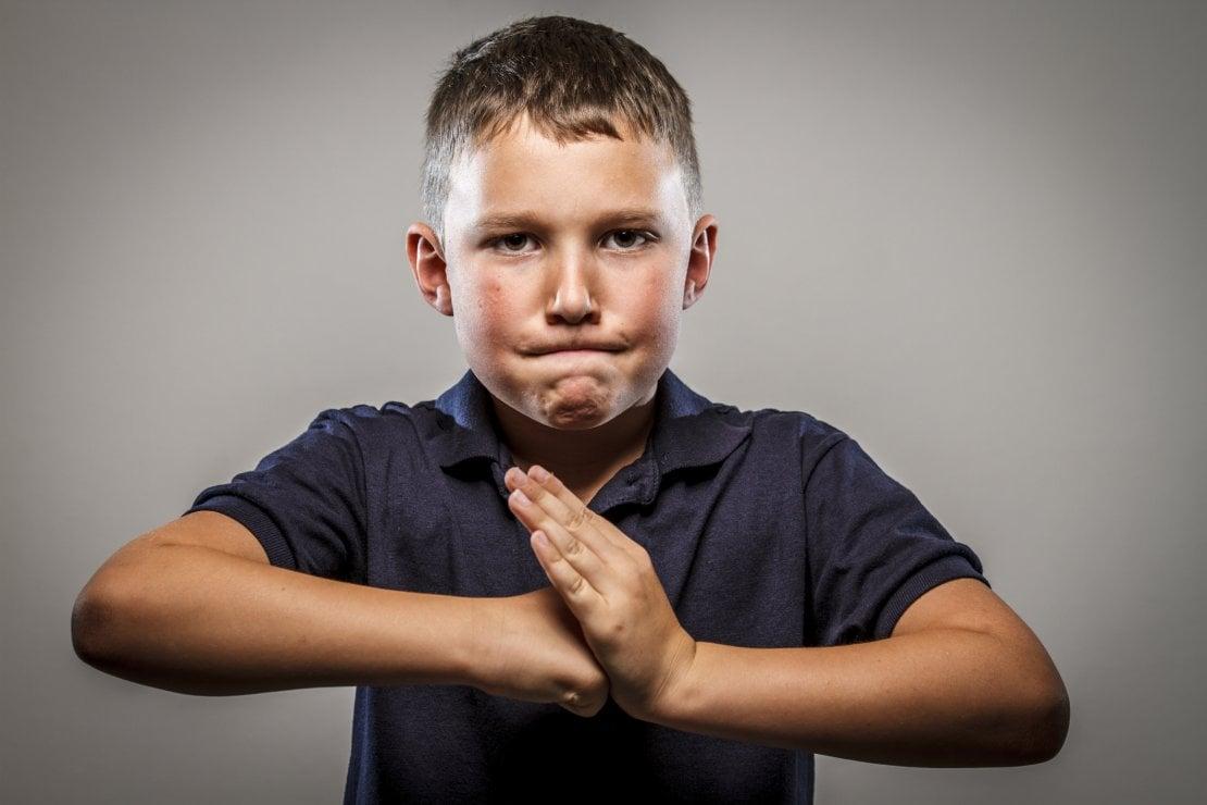 Quando il bullo è in famiglia: gestire un figlio che prevarica l'altro