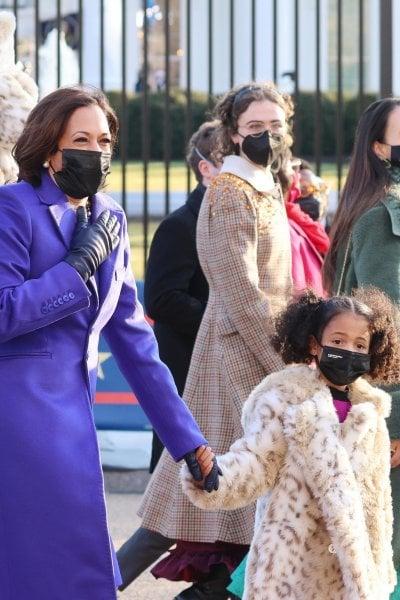 Kamala Harris alla nipotina: ''Tu puoi diventare presidente!''. Il messaggio di empowerment è importante