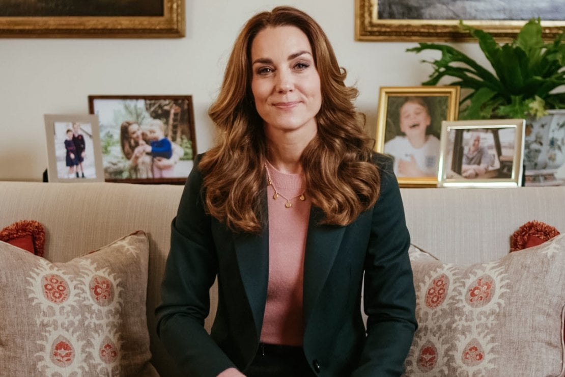 Kate Middleton e i capelli più lunghi di sempre: il lockdown allenta il protocollo?