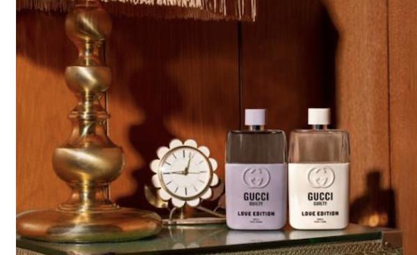 Le fragranze Gucci Guilty Pour Homme e Pour Femme in due nuovi flaconi edizione limitata. Esclusiva Rinascente e Sephora