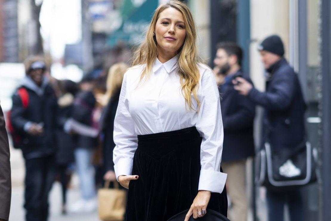 Blake Lively: Vestirsi dopo il parto è stato alienante, la moda può fare di meglio
