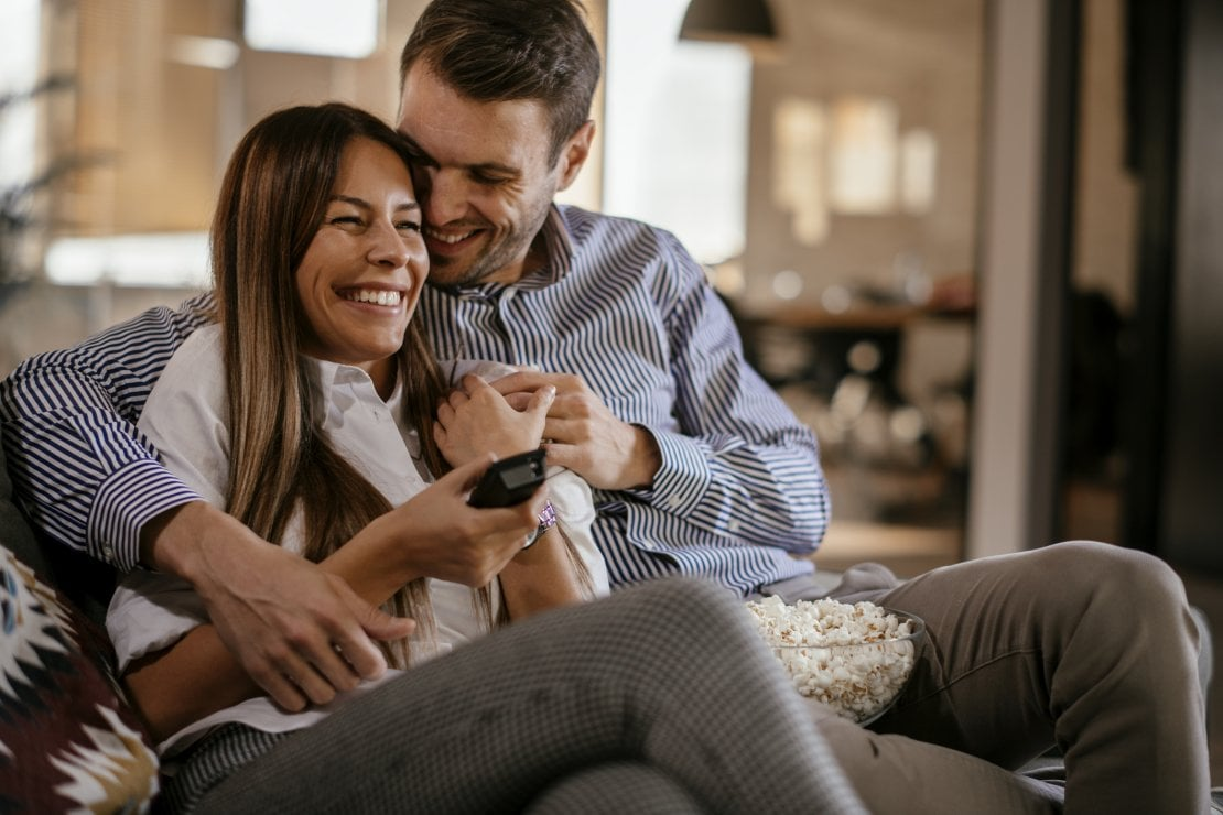 San Valentino sul divano: i film da scegliere in base al vostro umore