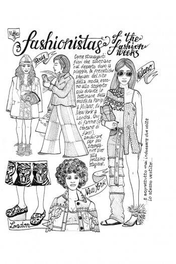 F come... Fashionista