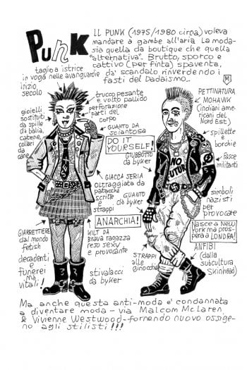P come... Punk