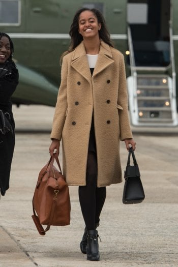 Piccole Obama crescono: Malia entra nel mondo delle serie tv