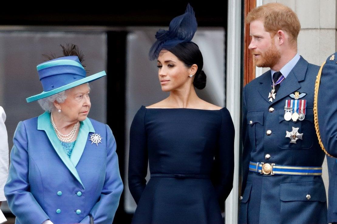 Harry e Meghan: dalla regina l'addio definitivo. Li vedremo ancora?