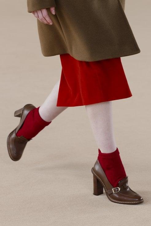 Le scarpe che ci hanno fatto sognare alla Milano Fashion Week