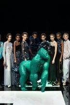 Giorgio Armani: Uri il gorilla e una collezione preziosa