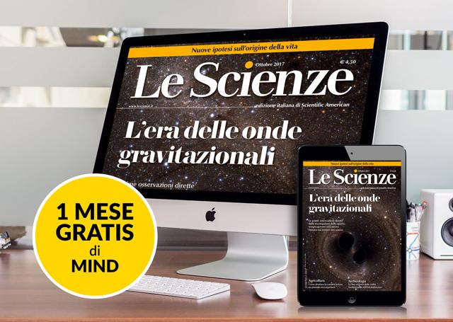 Scopri Le Scienze in digitale