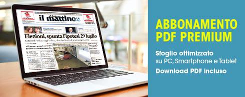 ABBONAMENTO ANNUALE PDF PREMIUM