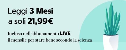 3 mesi di notizie a soli 21,99€